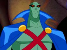 J'onn J'onzz(Martian Manhunter)