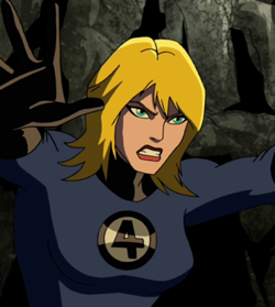Susan Storm Richards(Invisible Woman) (Earth-8096)