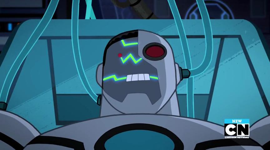 Apokolips Cyborg Robot