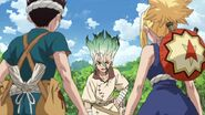 Dr. Stone Episode 8 0118