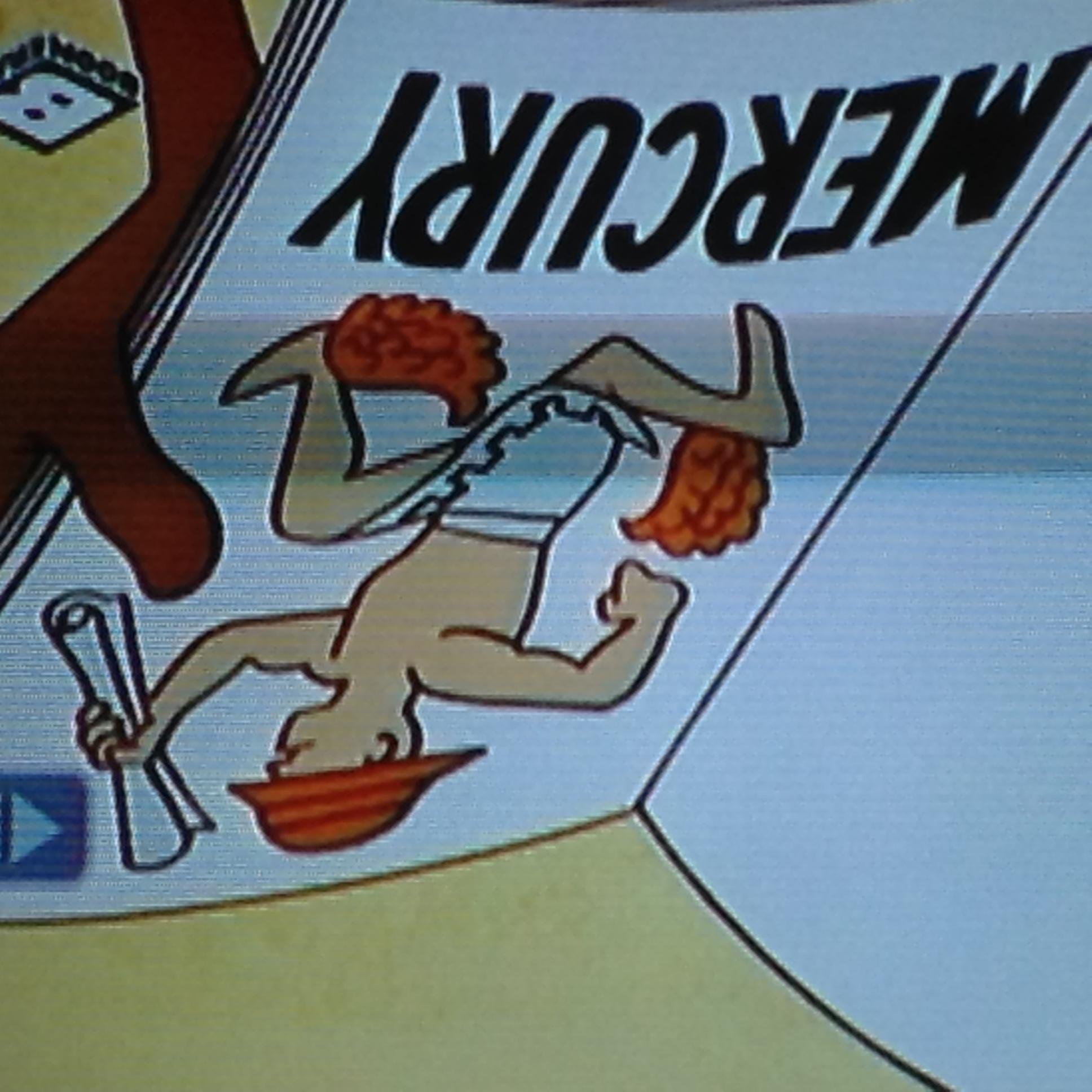 Mercury(Looney Tunes)