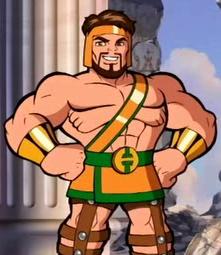 Hercules (Earth-91119)