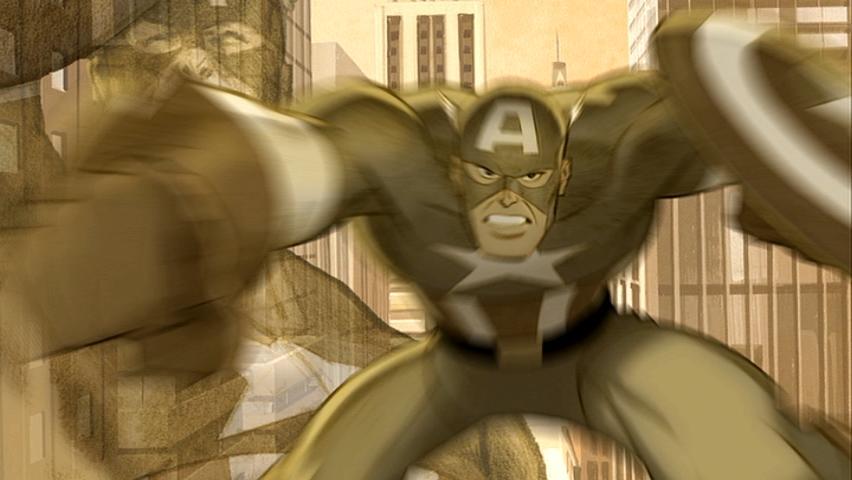 Steve Rogers(Captain America) (Earth-555326)