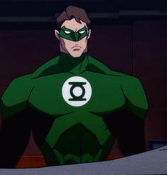 Hal Jordan (Flashpoint Paradox Old Timeline)