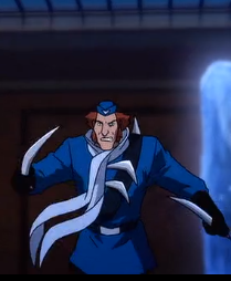 George Harkness(Captain Boomerang) (Flashpoint Paradox)