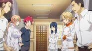Food Wars! Shokugeki no Soma Season 3 Episode 19 0884