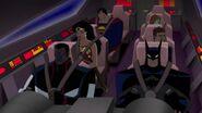 Justice League vs the Fatal Five 3083