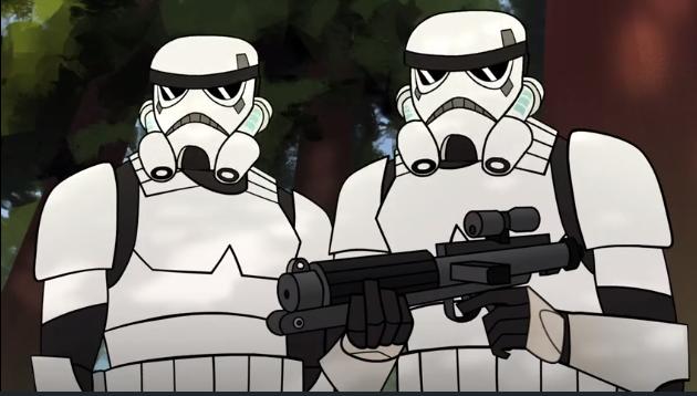 Endor Stormtrooper 2