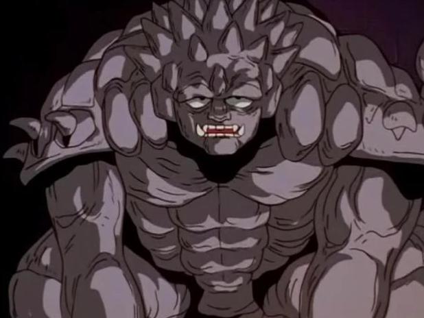 Genbu The Stone Beast