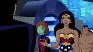 Justice League vs the Fatal Five 1269
