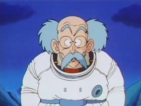 Old Scientist