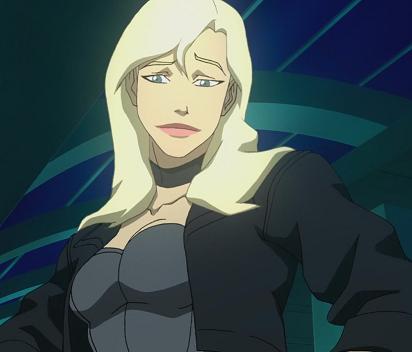 Dinah Laurel Lance(Black Canary)