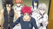 Food Wars! Shokugeki no Soma Season 3 Episode 14 0684