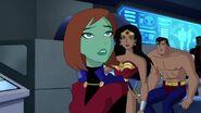 Justice League vs the Fatal Five 1226