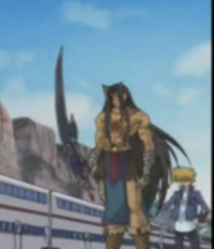 Gearfried the Swordmaster