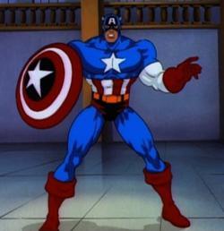 Steve Rogers(Captain America)