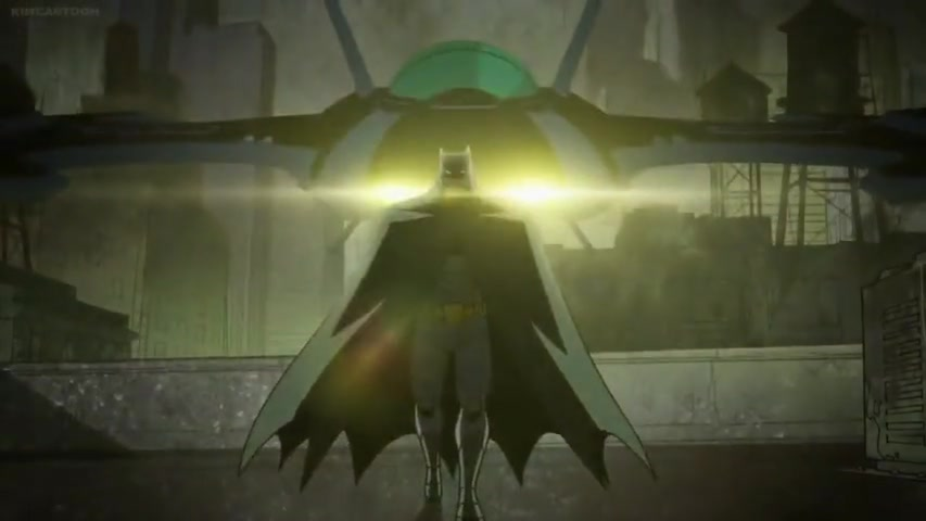 Bruce Wayne(Batman) (Harley Quinn Universe)