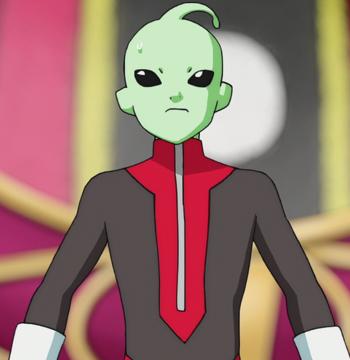 Referee(Universe 6)
