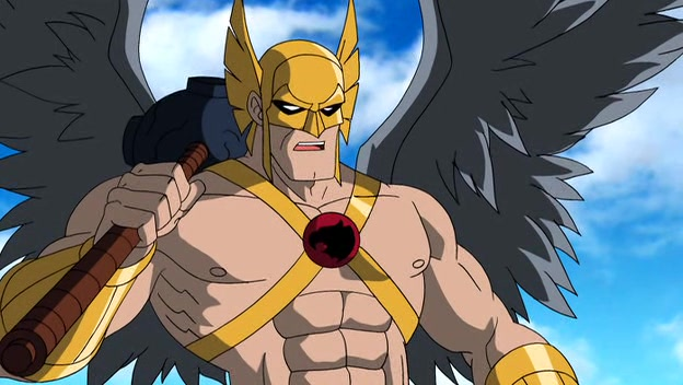Carter Hall(Hawkman) (Superman/Batman Public Enemies)