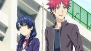 Food Wars Shokugeki no Soma Season 3 Episode 2 0725
