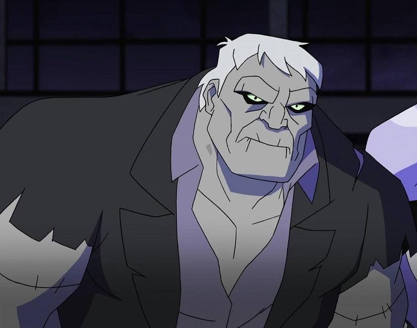 Cyrus Gold (Solomon Grundy) (Batman Unlimited)