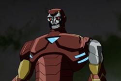 Iron Man (Synthezoid)