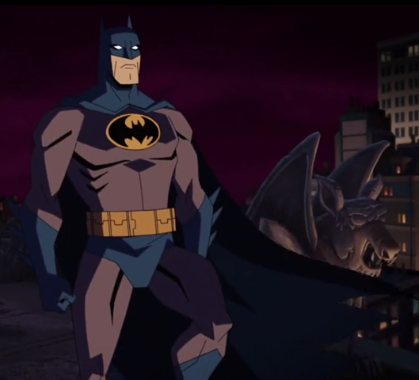 Bruce Wayne(Batman) (Batman vs. Teenage Mutant Ninja Turtles)