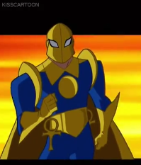 Kent Nelson(Doctor Fate) (Justice League Action)