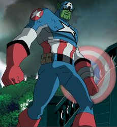 Captain America (Skrull)