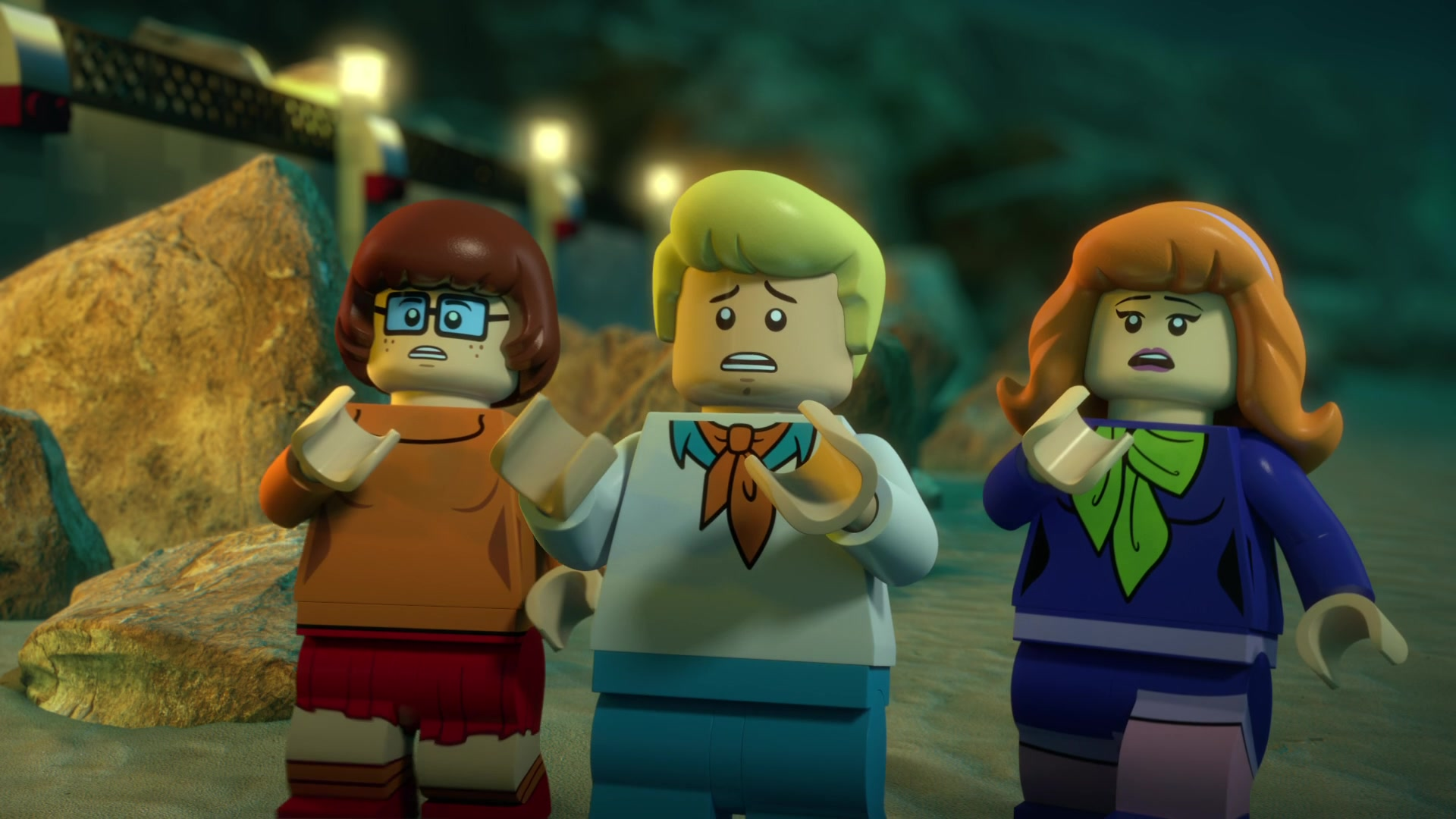 Fred Jones(Lego)