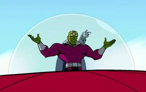 Brainiac(Batman the Brave and the Bold)