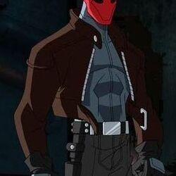 Jason Todd(Robin/Red Hood)
