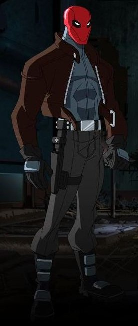 Jason Todd(Robin/Red Hood)