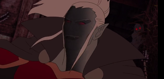 Dracula's Symbiote