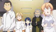 Food Wars! Shokugeki no Soma Season 3 Episode 19 0979