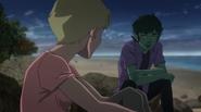 Teen Titans the Judas Contract (907)