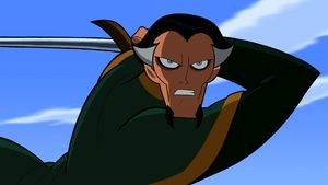 Ra's al Ghul(Brave and the Bold)