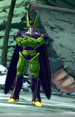 Cell(Dragonball Z FightersZ)