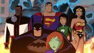 Justice League vs the Fatal Five 1636