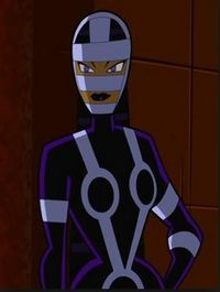 Lashina(Brave and the Bold)