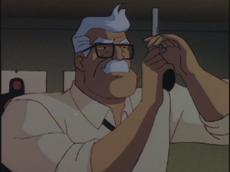 James W. Gordon(DCAU)