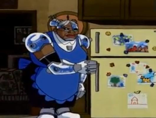 Grandma Cyborg