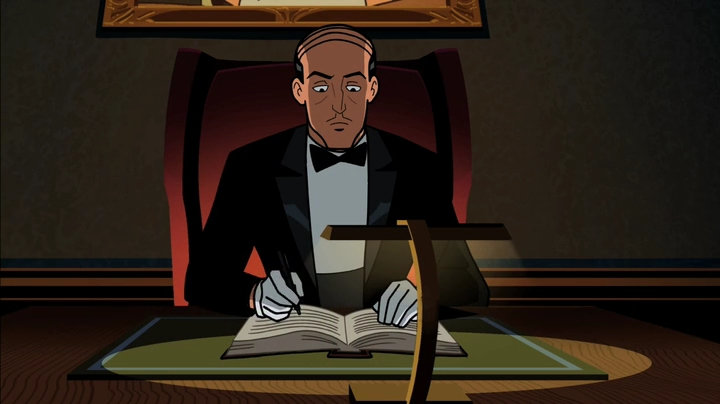 Alfred Pennyworth (The Brave and the Bold)