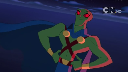 J'onn J'onzz(Martian Manhunter) (Justice League Action)
