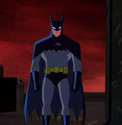 Bruce Wayne(Batman) (Justice League Action)