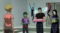 Teen Titans the Judas Contract (745)