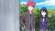 Food Wars Shokugeki no Soma Season 3 Episode 2 0812