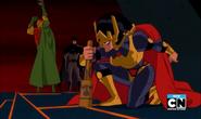 Justice League Action Women (611)