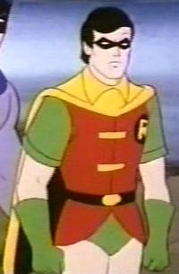 Dick Grayson(Robin) (Earth-1A)