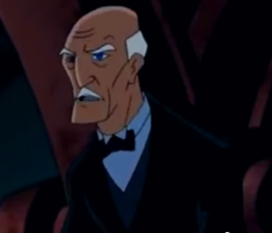 Alfred Pennyworth (The Batman Universe)